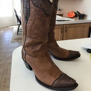 Corral Ladies Western Boot 7-1/2M